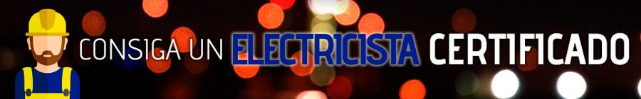 Consiga un electricista
